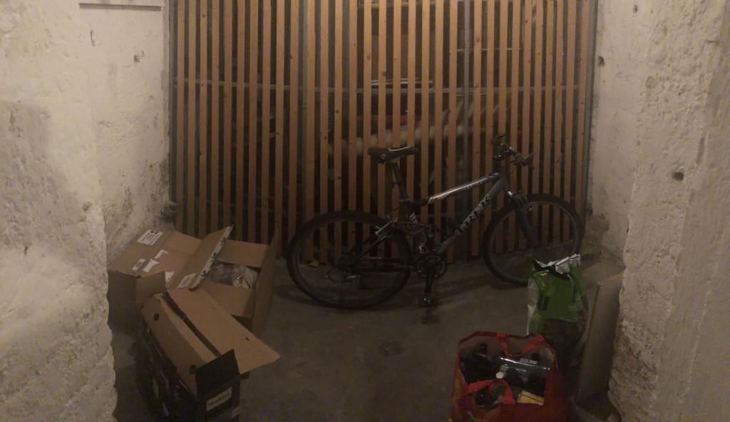 Lagerraum vermieten