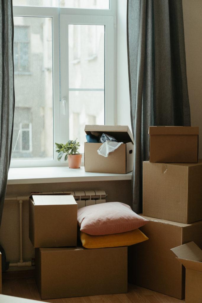 Möbel einlagern