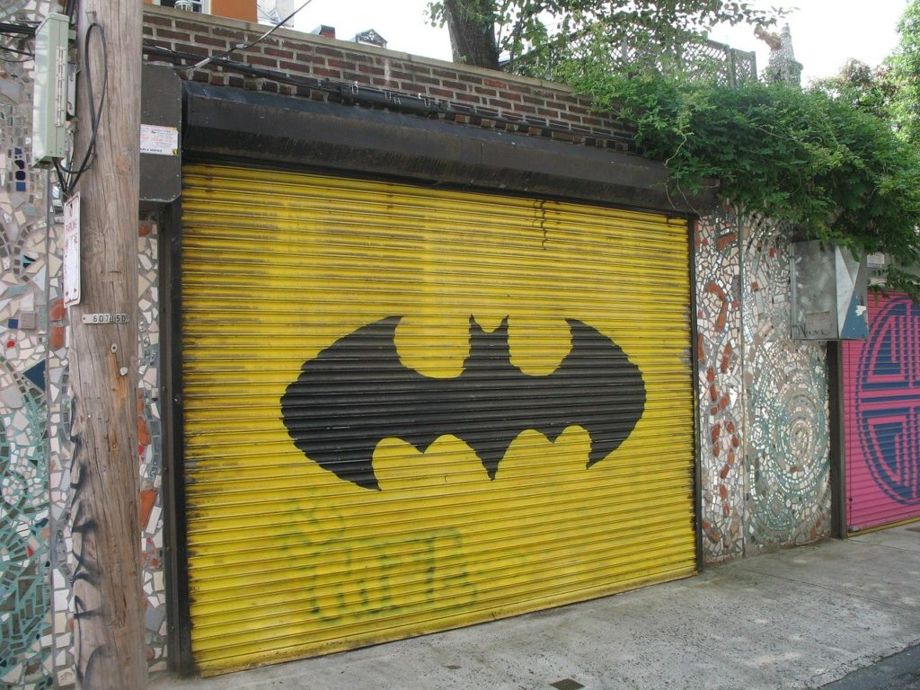 Garage vermieten
