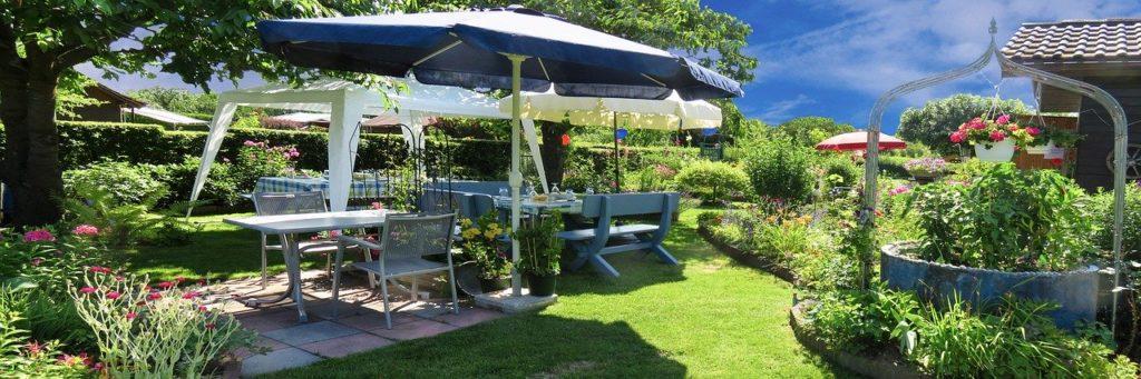 Gartenmöbel einlagern