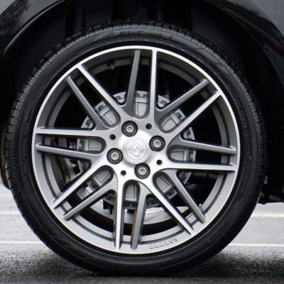 Reifen wechseln